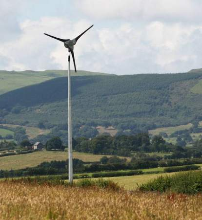Kingspan wind turbines | Eco Energ Solutions Renewables Ltd