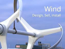 Install Wind Turbines in NE UK