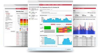 Smart Metering Data Display